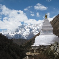 Sagarmatha National Park - in pictures